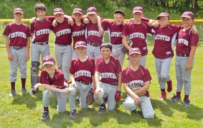 The Blue Hill Coyotes