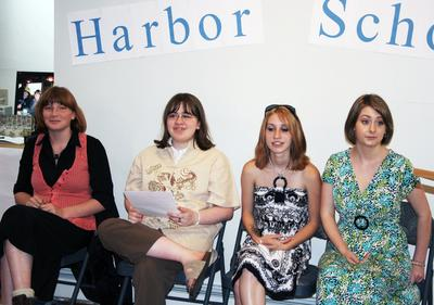 Blue Hill Harbor School commencement