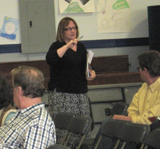 Blue Hill Consolidated School Principal Della Martin
