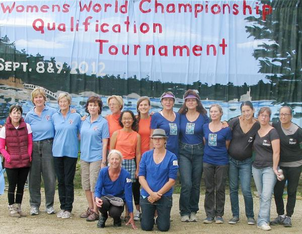 Women's World Qualifier
