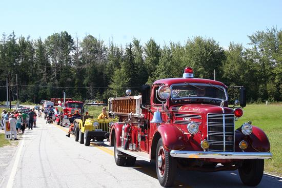 The Brooksville Days Parade