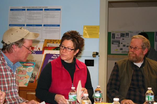 Castine School Board attends Union 93 meeting