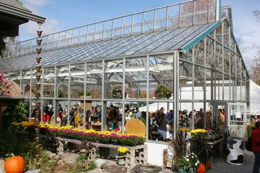The Mainescape greenhouse