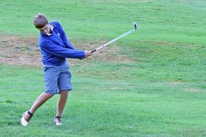 GSA golfer Alex Heilner