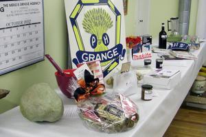Halcyon Grange's harvest supper