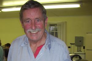 Grange president John Tyler