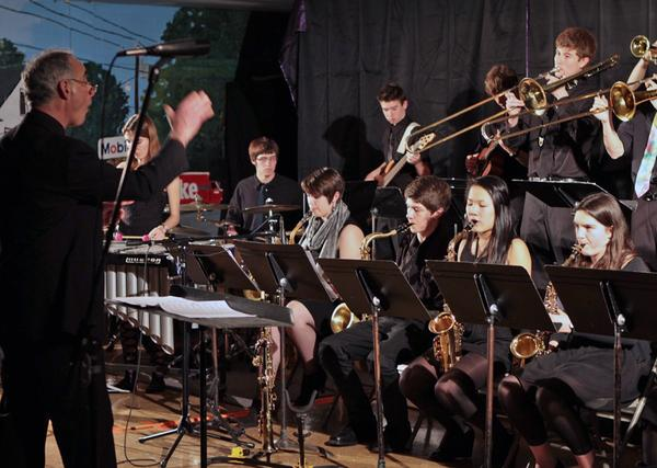 The GSA Jazz Band