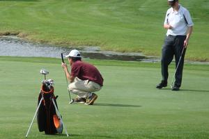 GSA Golfers finish strong at states