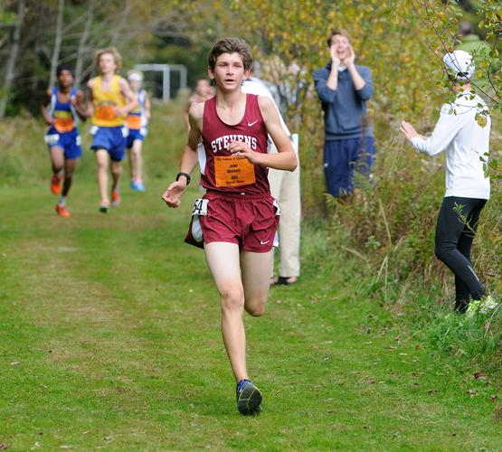 GSA Eagles cross country's John Hassett