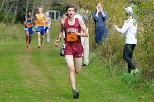 John Hassett is the fastest freshman in the state