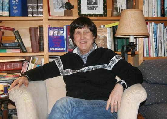 Joan McCraken, author