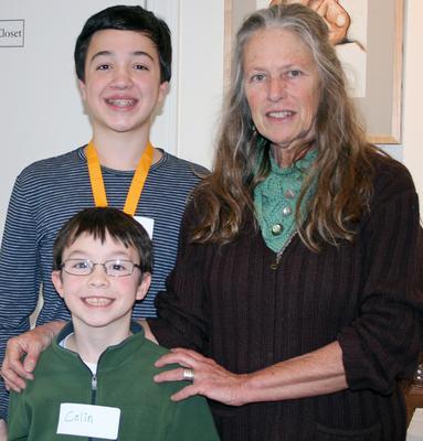 Brandon Aponte wins home schooler National Geographic Bee
