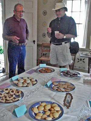 """Tasting Through Time"" at the Blue Hill Historical Society"