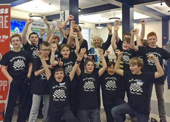 Blue Hill Consolidated School chess team makes winning moves at Maine state championship