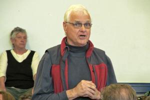 School board member Ben Wootten