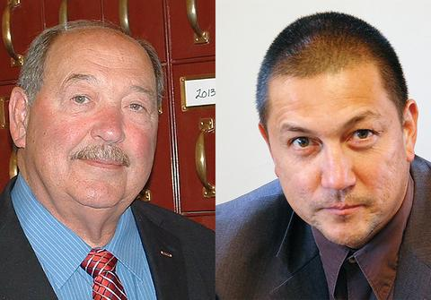 District II County Commissioner candidates