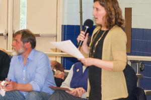 Maine DMR Deputy Commissioner Meredith Mendelson