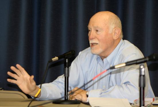 Selectman Bill Matlock
