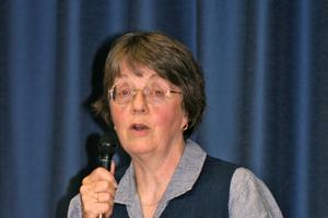 Diantha Robinson, DMR Administrator