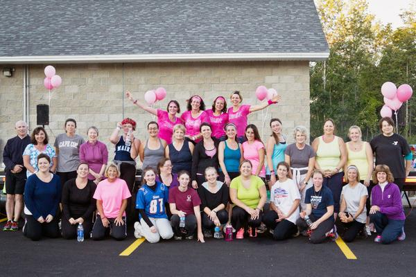 Blue Hill YMCA hosts the area's first Zumbathon